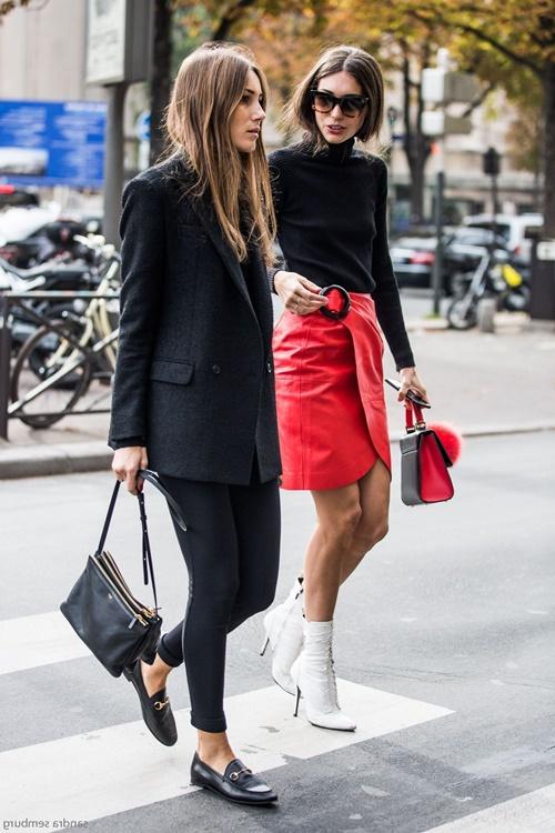 Những kiểu mặc giúp nữ công sở nhuận sắc và duyên dáng - 1