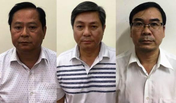 Gây thiệt hại 800 tỉ, nguyên phó chủ tịch TP HCM Nguyễn Hữu Tín cùng đồng phạm bị truy tố - 1