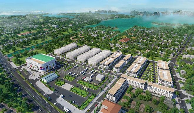 Cẩm Phả - Quảng Ninh: Điểm sáng mới về tốc độ đô thị hoá - 1
