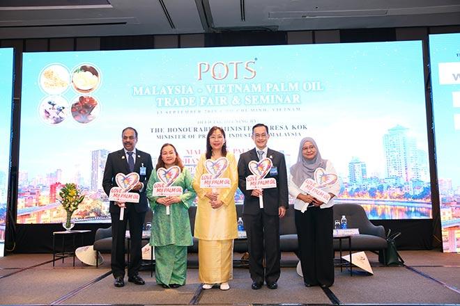Tăng cường quan hệ hợp tác thương mại giữa Malaysia - Việt Nam - 1