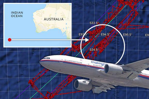 Tìm thấy vị trí chính xác của MH370? - 1