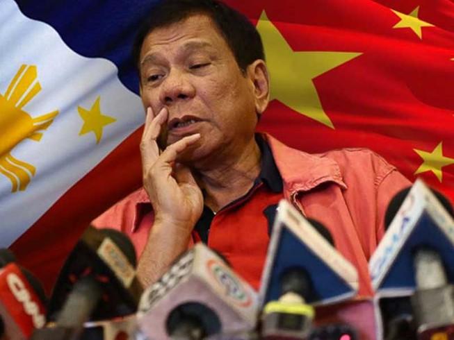 Biển Đông: Giải pháp để ông Duterte sòng phẳng với Trung Quốc - 1