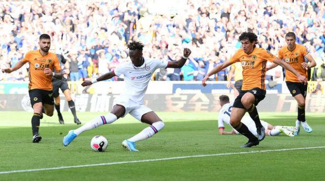 Video highlight trận Wolverhampton - Chelsea: Đại tiệc 7 bàn, hat-trick rực rỡ (Vòng 5 Ngoại hạng Anh) - 1