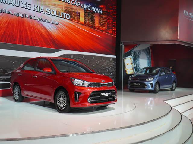 Kia Soluto chính thức có mặt tại Việt Nam, thách thức Hyundai Accent, Toyota Vios