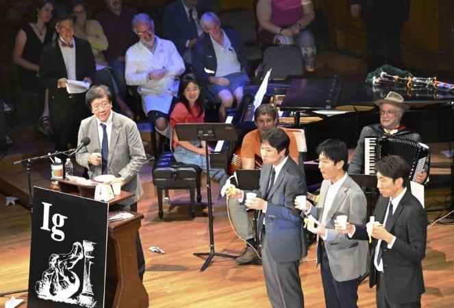 'Đào tạo bác sĩ phẫu thuật dễ như dạy chó' giành giải Ig Nobel - 1