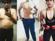 Cơ bụng 6 múi, giảm 15kg cực đơn giản với cách này, chỉ 2 phút mỗi ngày...