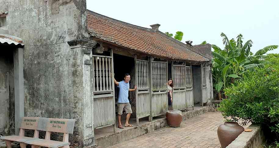 Những câu chuyện bí ẩn ở làng Vũ Đại - 1