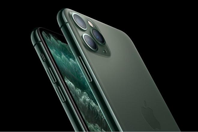 Tốt đến mấy, iPhone 11 Pro vẫn thua xa các đối thủ Android về tốc độ 4G LTE - 1