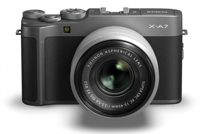 """Ra mắt máy ảnh Fujifilm XA7 cho nhiếp ảnh gia còn """"non tay"""" - 1"""