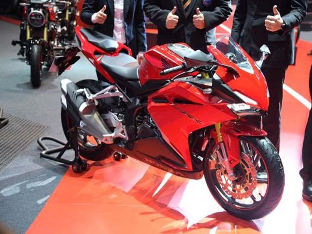 Honda CBR250RR 2020 tăng sức mạnh động cơ, quyết đấu Kawasaki ZX-25R