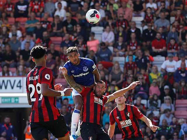 Video highlight trận Bournemouth – Everton: Cú đúp rực rỡ, thăng hoa mãn nhãn (Vòng 5 Ngoại hạng Anh) - 1