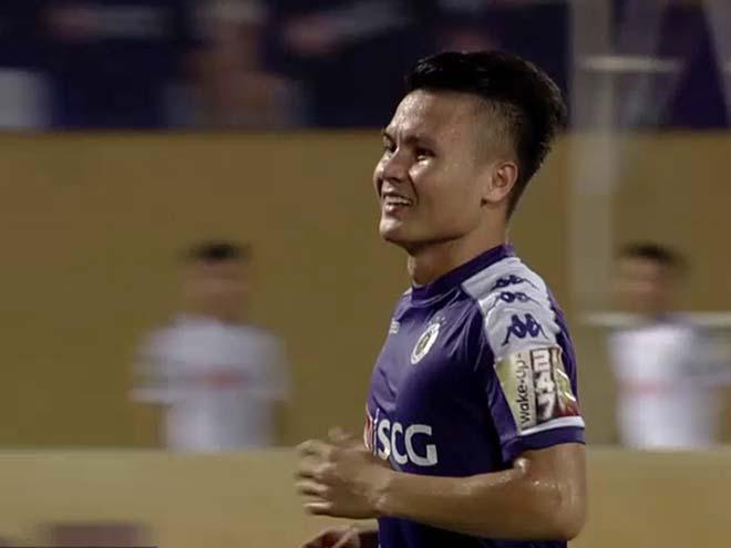 Quang Hải cú đúp thần sầu: Dễ đoạt ngôi Vua phá lưới nội V-League? - 1