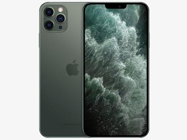 iPhone 11 vừa ra, ý tưởng iPhone 12 đã xuất hiện