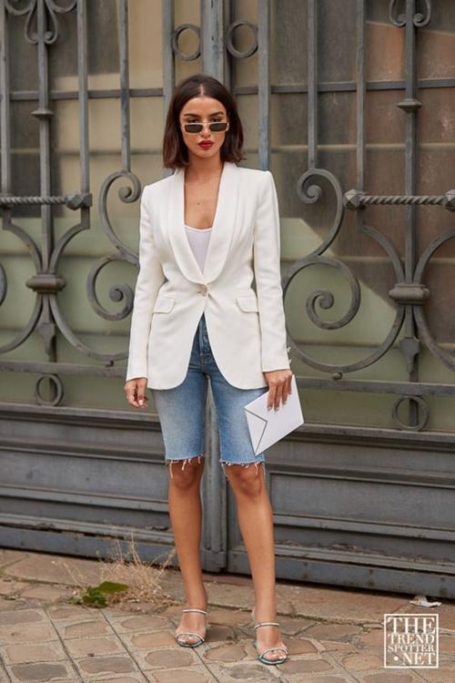 Lỗi mặc quần jeans khiến chị em trông béo và lùn - 4