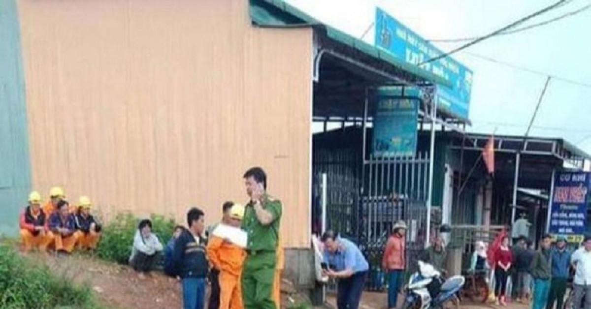 Điện lực báo cáo vụ hai học sinh tử vong vì vướng dây điện - 1