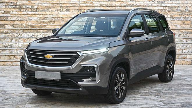 Chevrolet Captiva thế hệ mới xuất hiện tại Thái Lại, nhiều khả năng về Việt Nam - 1