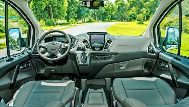 MPV gia đình Ford Tourneo chính thức ra mắt thị trường Việt, giá dưới 1 tỷ đồng - 8