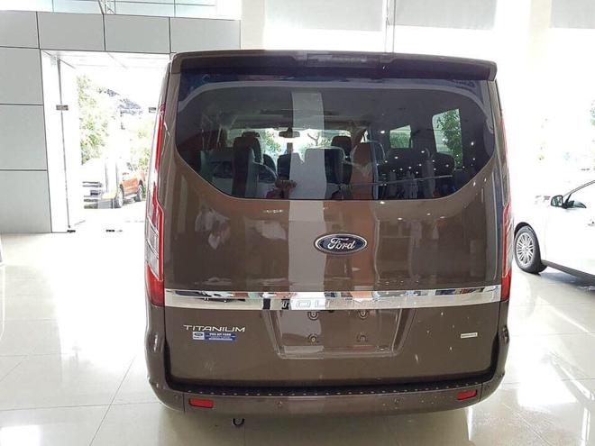 MPV gia đình Ford Tourneo chính thức ra mắt thị trường Việt, giá dưới 1 tỷ đồng - 11