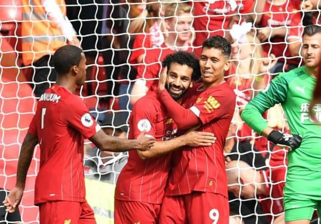 Điểm nóng vòng 5 Ngoại hạng Anh: MU, Liverpool hả hê nhìn Man City sa lầy - 2