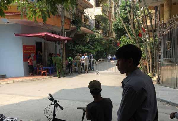 Vụ sát hại hai nữ sinh ở Cầu Giấy, Hà Nội: Thêm những thông tin sốc - 1