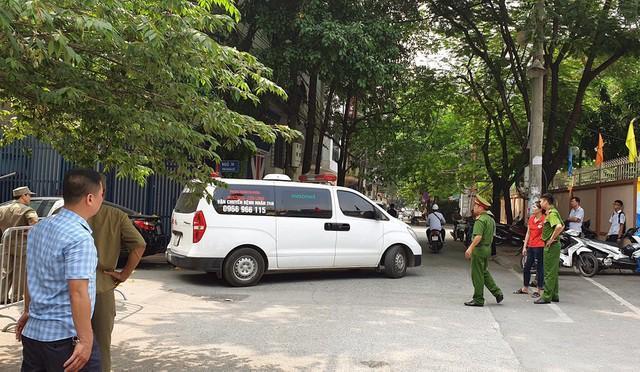 Tin nhắn cuối cùng gửi bạn cùng phòng của nghi phạm giết 2 nữ sinh ở Hà Nội - 1