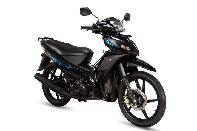 Xuất hiện xe số mới giống Yamaha Jupiter, không kém gì Honda Wave RSX - 1