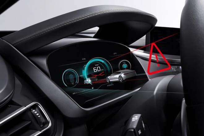 BOSCH phát triển bảng điều khiển 3D cho mô tô, thêm phần trực quan cho người lái - 1