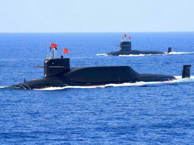 Đối phó các đội tàu hạt nhân Trung Quốc ở biển Đông