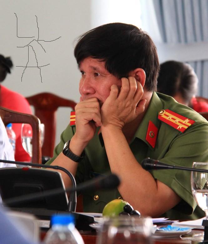 Đại tá Huỳnh Tiến Mạnh làm gì sau khi bị cách chức Giám đốc Công an Đồng Nai? - 1