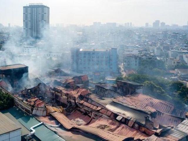 20 ngày sau vụ cháy Rạng Đông, môi trường xung quanh đã đảm bảo?