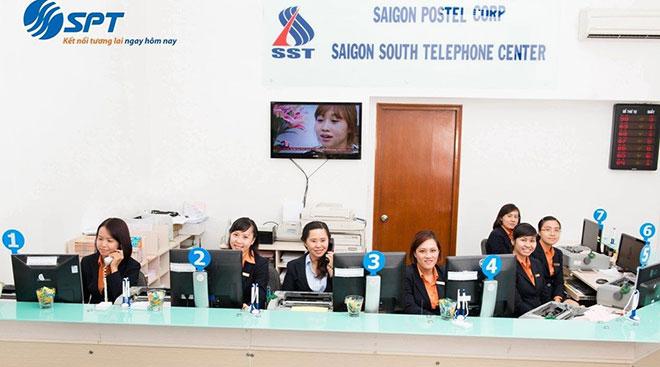 SPT triển khai hàng loạt dịch vụ viễn thông công cộng mặt đất - 1