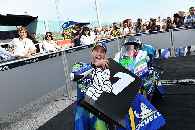 """Đua xe MotoGP, San Marino GP: Chức vô địch """"vẫy gọi"""" Marquez - 1"""
