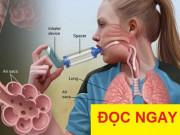 Tin tức sức khỏe - Kênh sức khoẻ VTV2: Cách đối phó với ho hen, khò khè, khó thở khi thời tiết chuyển mùa