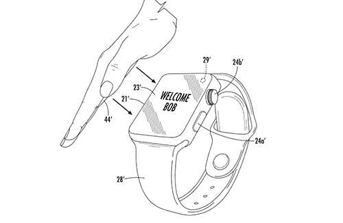 Apple đăng ký bản quyền công nghệ quét tĩnh mạch lòng bàn tay - 1