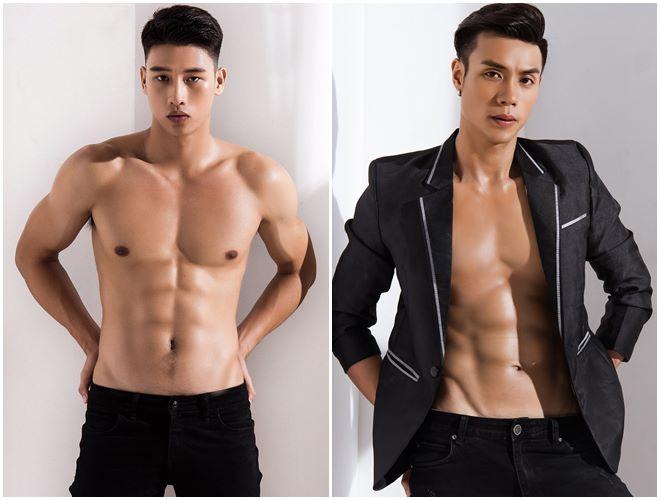 Đọ body 6 múi của Top 5 Quý ông Việt Nam do Thu Minh, Trương Ngọc Ánh bình chọn - 1