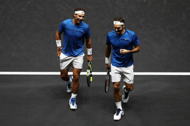 Nadal, Federer song tấu săn cúp: Nhà vua ra quân Laver Cup gặp đối thủ nào? - 1