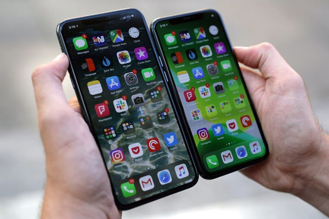 Pin iPhone 11 Pro Max cao hơn 23% so với iPhone 11 Pro - 1