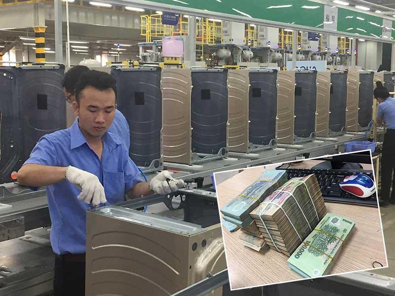 Tiền Việt tăng giá hiếm thấy: Kẻ cười, người khóc - 1