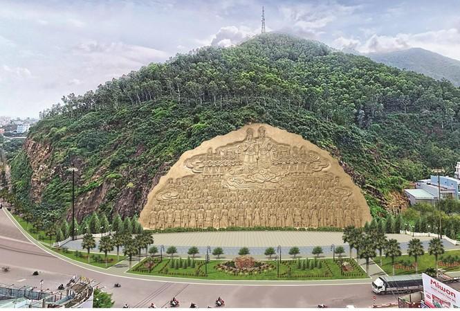 Cựu lãnh đạo Bình Định, chuyên gia chỉ ra những lo ngại về bức phù điêu 86 tỷ - 1