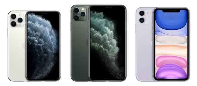 iPhone 11 Pro và iPhone 11: Chọn anh hai hay em út? - 1