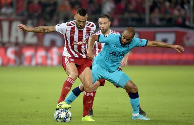 Olympiakos - Tottenham: Đại tiệc 4 bàn, á quân gặp khó - 1