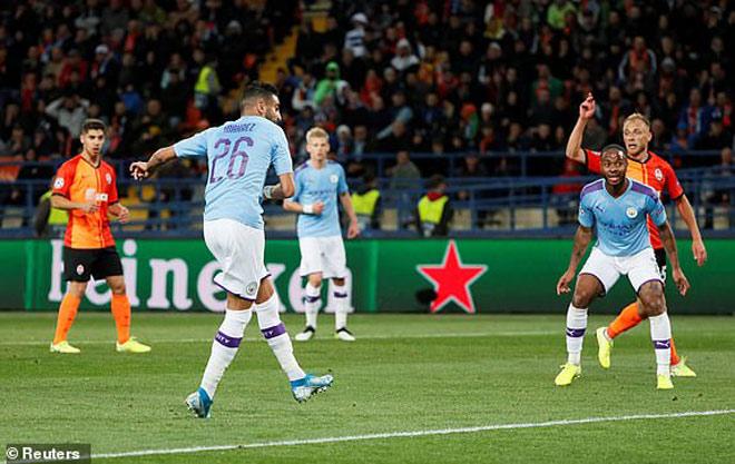 """Shakhtar Donetsk - Man City: """"Lốc xanh"""" cuốn phăng chủ nhà - 1"""