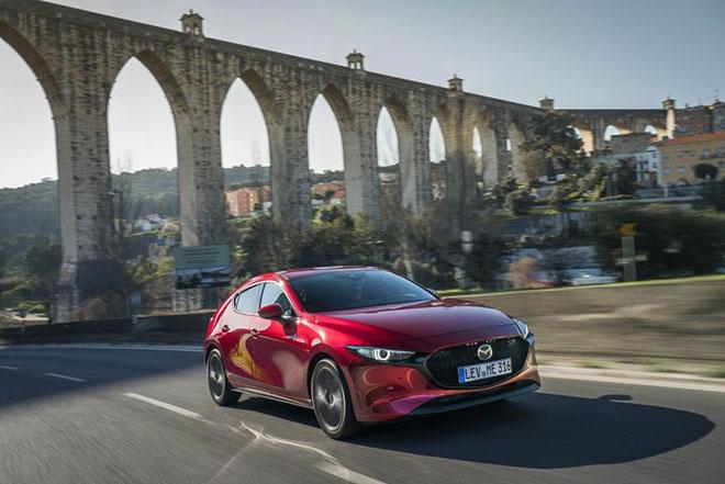 Mazda3 thế hệ mới chính thức ra mắt tại Thái Lan với hai phiên bản sedan và hatchback - 1