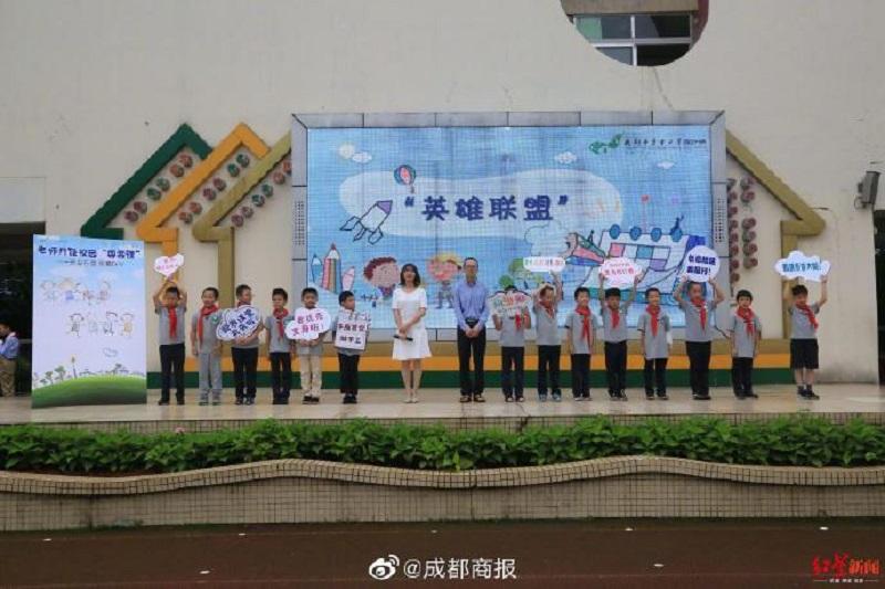 Trung Quốc: Trường học gây tranh cãi khi cho con gái học đan, con trai học chế tạo tên lửa - 1