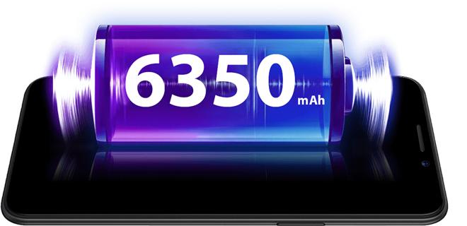 """Điện thoại pin 6.350 mAh, Ram 3G, đàm thoại 64 giờ """"gây sốc"""" bởi giá rẻ - 1"""