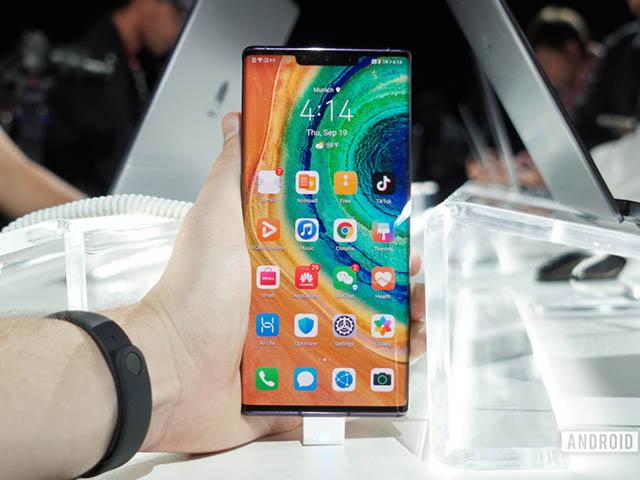 Cận cảnh Huawei Mate 30 Pro: Đẹp không tì vết