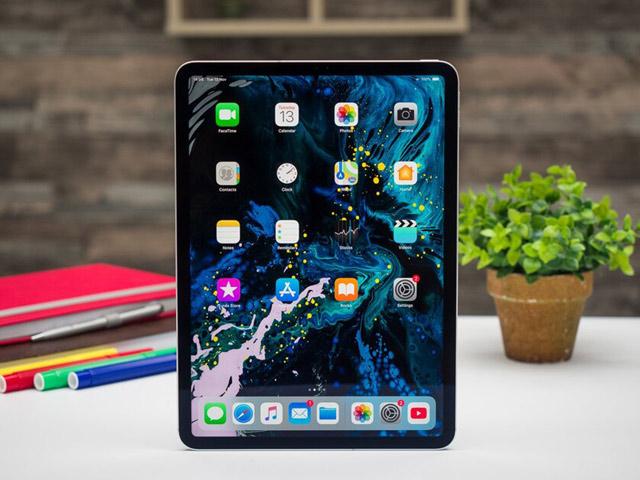 """iPad Pro 2020 sẽ có camera 3D """"chất như nước cất"""""""