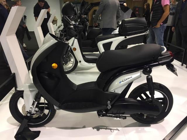 Xe điện Peugeot e-Ludix vươn xa, đe nẹt Vinfast Impes và Ludo