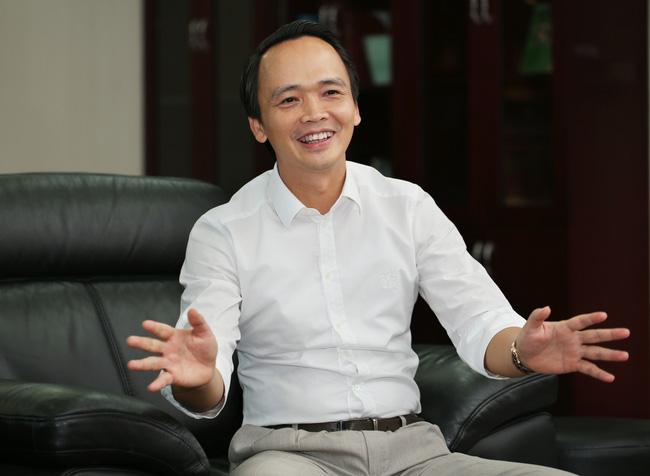 Ông Trịnh Văn Quyết bất ngờ nhận tin mới về thương vụ khủng 3.000 tỷ - 1