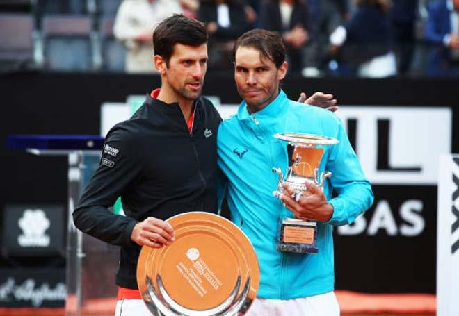 Nadal & Djokovic tranh ngôi số 1 thế giới: Ai dễ thắng thế cuối năm 2019? - 1